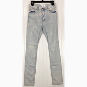 One Teaspoon Runaways drop crotch jeans 8184